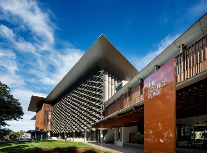 JCU's The Science Place achieves Australian-first green building rating