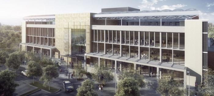 Image from New Arts Precinct To Take Shape At Macquarie University