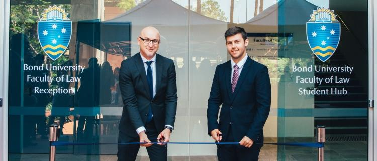 Image from Bond University Opens The Doors To Re-Designed Faculty Of Law
