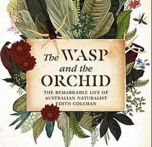 Literary prize for science writer - Wasp & Orchid