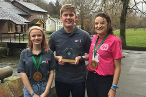 A Hat Trick for Bangor at the Inter-Collegiate Eisteddfod 2018