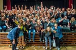 A Hat Trick for Bangor University at the Inter-Collegiate Eisteddfod 2018