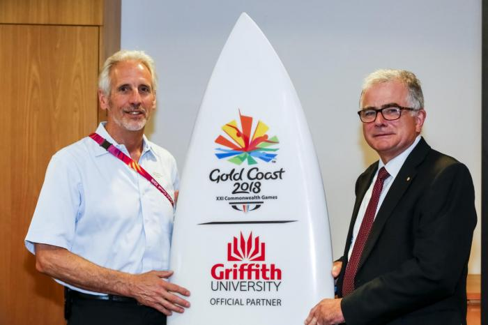 Commonwealth Sports Universities Network Launched With Partner Griffith University