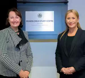 Making science real for all children at Deakin University