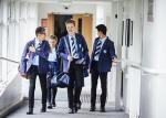 Students Who Are Old For Their Grade More Likely To Go To University