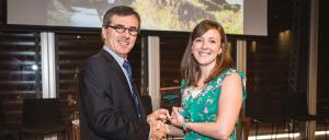 Image from Bond University Researcher Wins Bupa Health Foundation Award