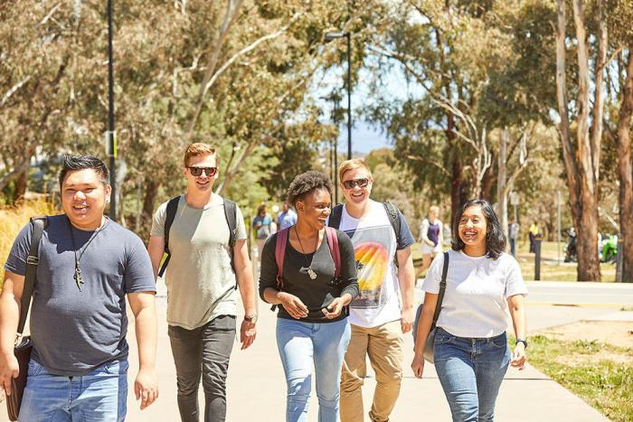 Image from University Of Canberra Soars In Young Universities Ranking