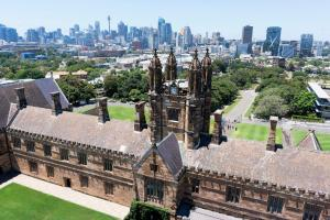 Image from 'University Of Sydney Jumps Eight Places In Latest Global Rankings'