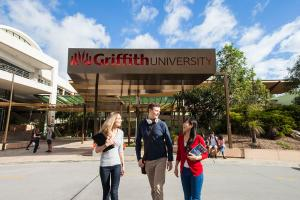 Image from Griffith University Earns Top Marks On World Stage