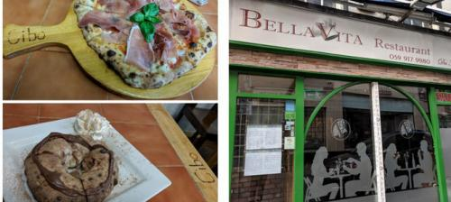 Top Six Places To Eat Near IT Carlow - Bella Vita