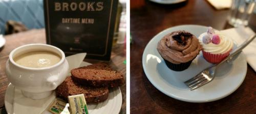 Top Six Places To Eat Near IT Carlow - Brooks Cafe