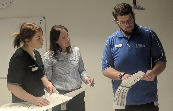 Image from Students Begin Classes Placements At University Of Canberra Hospital