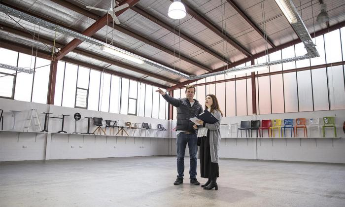 RMIT University Student's Winning Design-warehouse