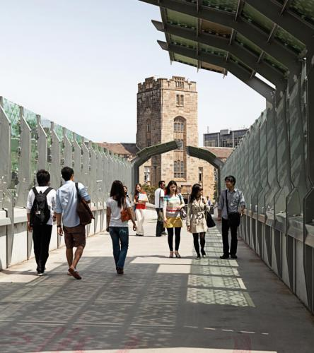 Image from University of Sydney Continues to Move Up in Latest THE Rankings