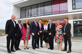 Image from IT Tralee Officially Opens €19 Million Kerry Sports Academy