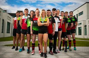 Image from IT Carlow Ranks 2nd Among All Universities and IoTs by Student Sport Ireland
