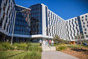 Image from University Of Canberra Rises To World's Top 40 Young Universities