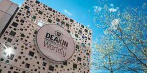 Image from Deakin University Improves in THE World University Rankings 2020