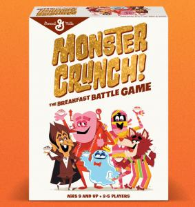 Monster Crunch