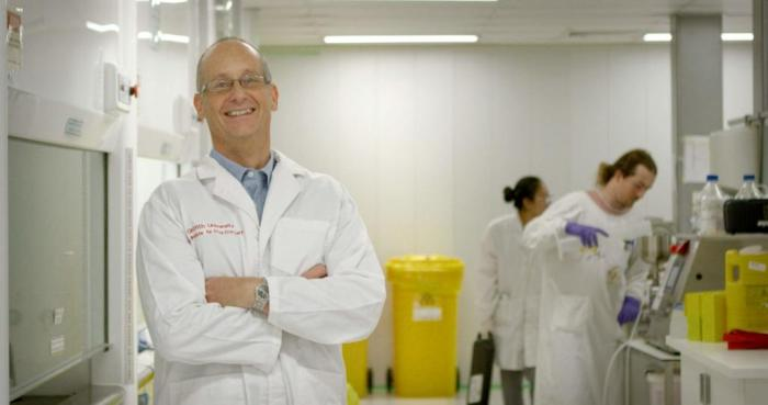 Image from Griffith Researchers Take Next Step In Covid-19 Vaccine Development