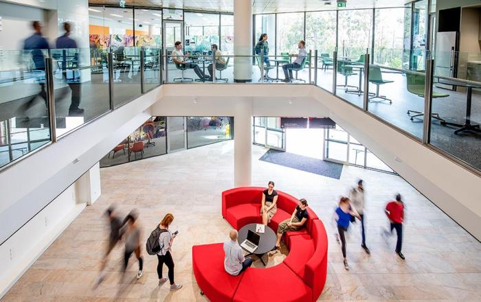 Image from Griffith University Climbs Higher in THE World University Rankings